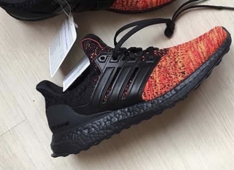 ed95506cb55f9 Game of Thrones adidas Ultra Boost House Targaryen Dragons Release ...