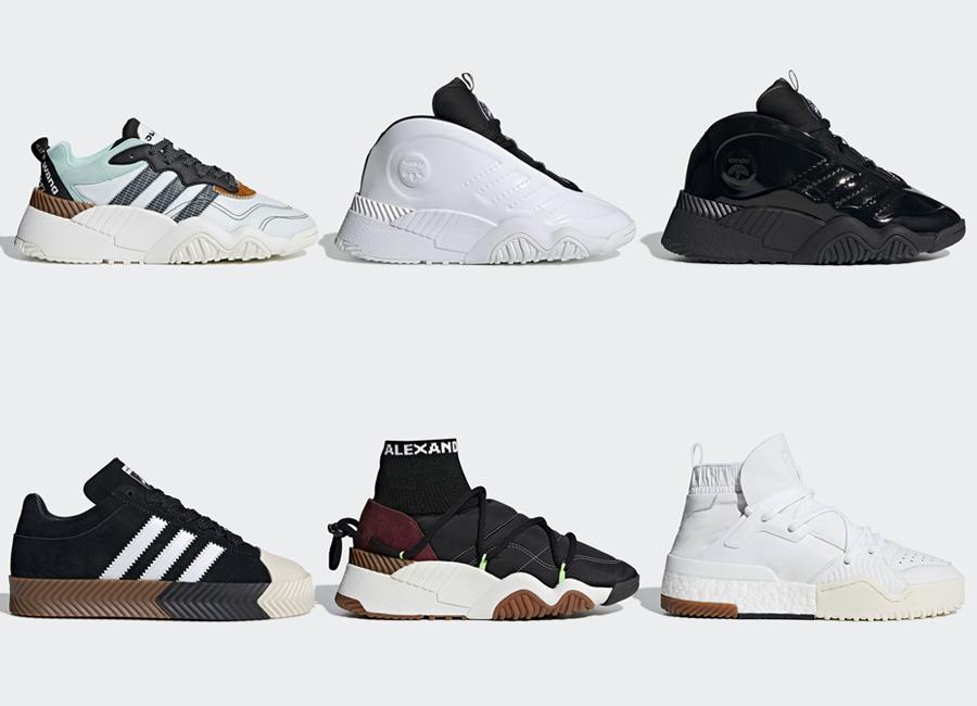 7288e6a1d2d48 adidas Alexander Wang AW Fall 2018 Collection Release Date