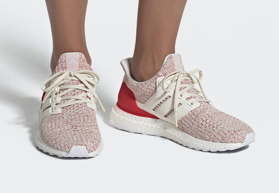 new style 75b2d 75ccb adidas Ultra Boost 4.0 Active Red DB3209 Release Date ...