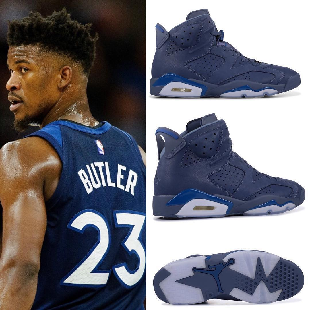 size 40 c469d 06ce0 Jimmy Butler's Air Jordan [6] VI Drops Dec 22nd Via ...