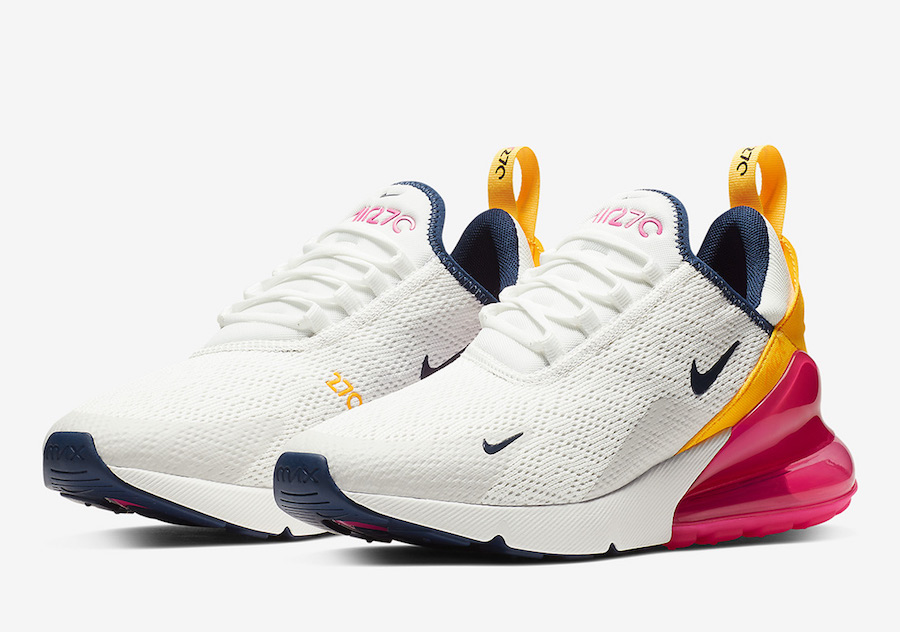best sneakers 7294b 9ac2d purchase nike air max 270 arrives in midnight marinen 98095 c5222