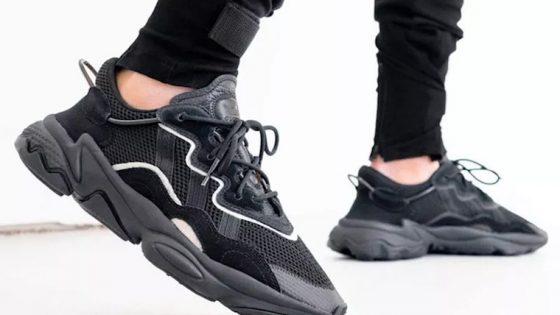 Shoes. adidas Ozweego adiPRENE Black Release Date 3c0eb20e0