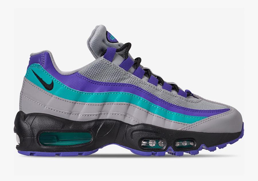 Nike Air Max 95 Aqua AT2865-001 Release