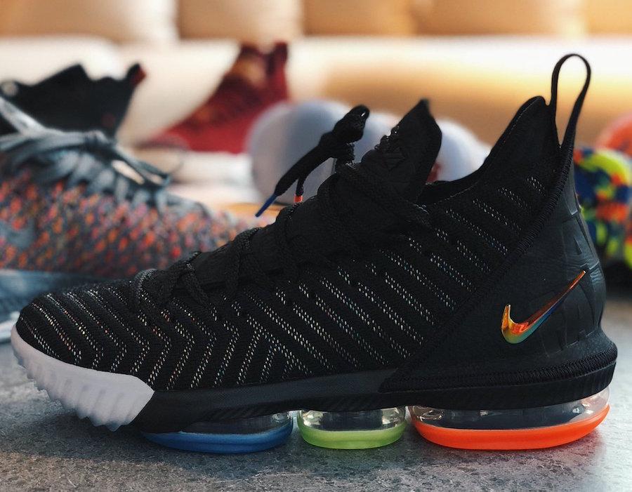 Nike LeBron 16 I Promise We Are Family