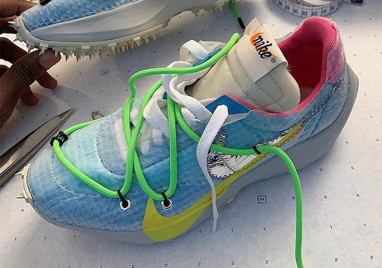 Off-White Nike Vapor Street Track and