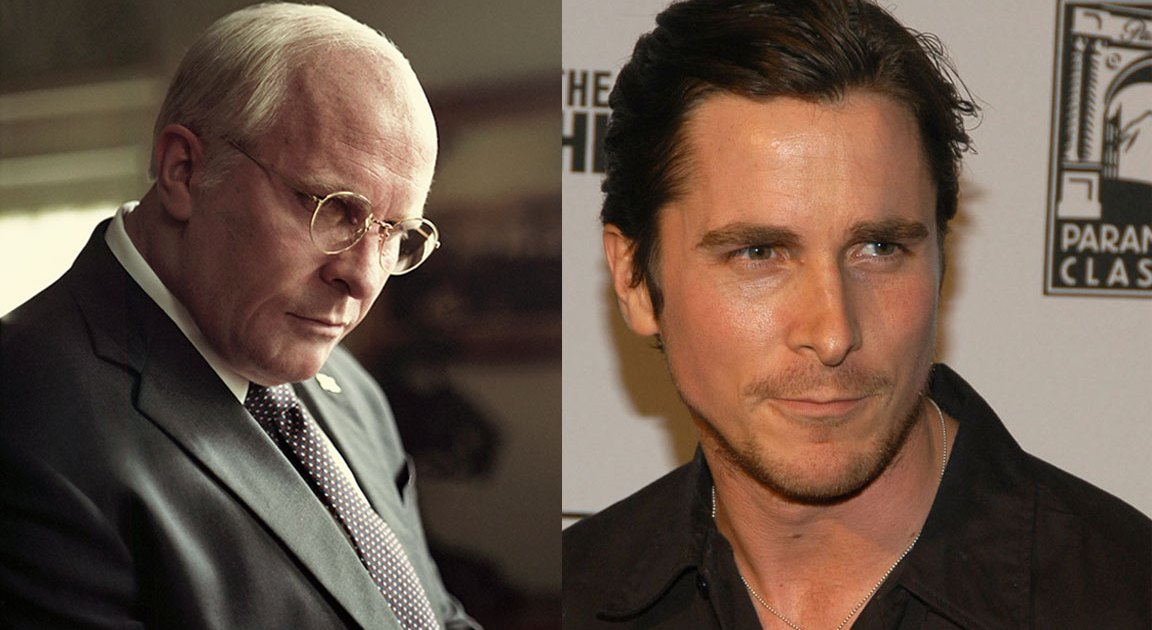 See Christian Bale's Intense Body Transformation As Dick