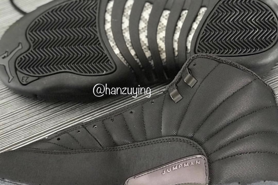 best service 0734c e0407 Air Jordan 12 Winterized Black Anthracite BQ6851-001 Release ...