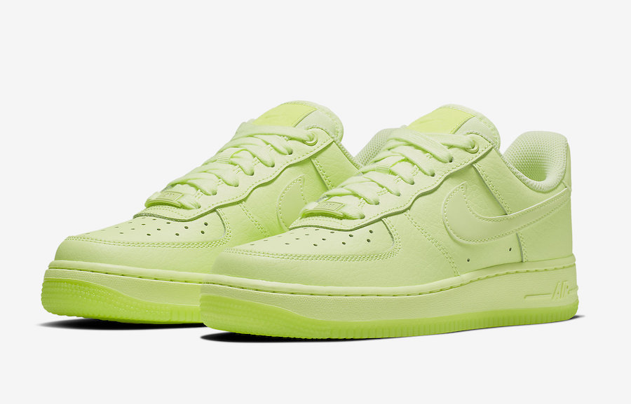 Nike Air Force 1 Essential Volt Glow