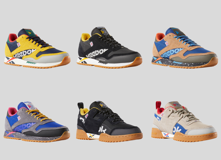 Reebok Alter The Icons Collection