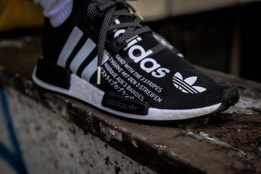 atmos adidas NMD R1 G27331 Release Date