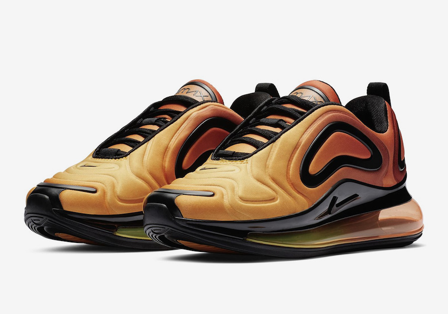 Nike Air Max 720 Sunset Release Date   SPLURJJMAG.