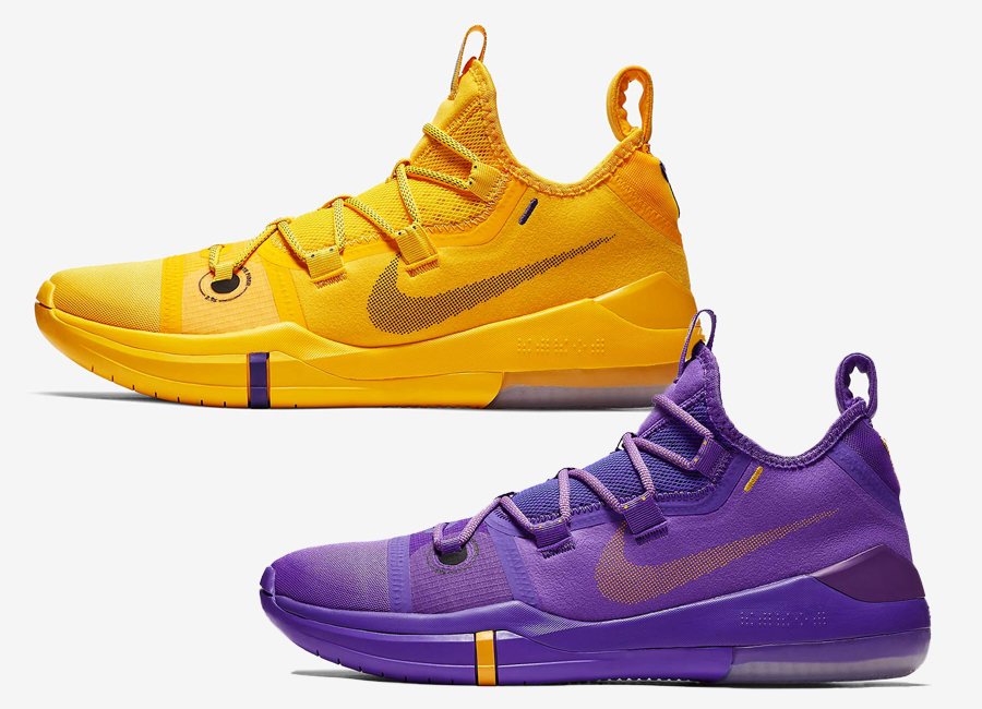 Nike Kobe AD Lakers Pack AR5515-500