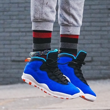 "new arrival fa7cf fe3e6 Air Jordan [10] X Tinker ""Air Huarache Light"" On Feet 