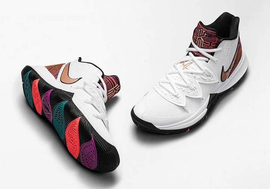 Nike 2019 BHM Black History Month