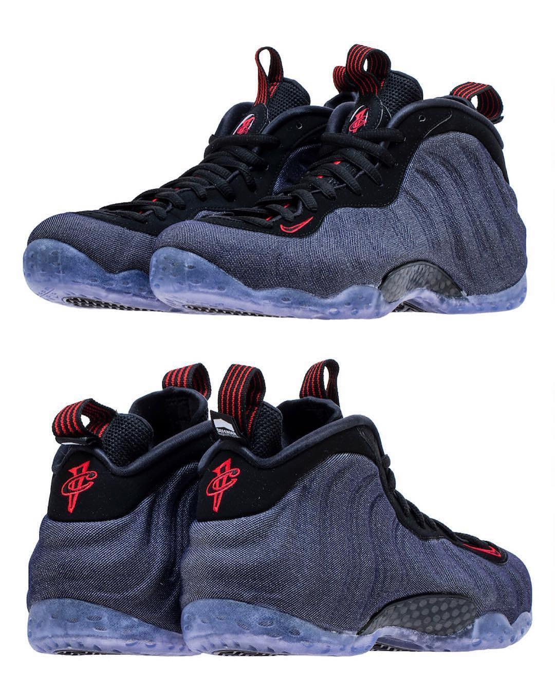 "new style 50e37 d7e62 Nike Air Foamposite One ""Denim"" 