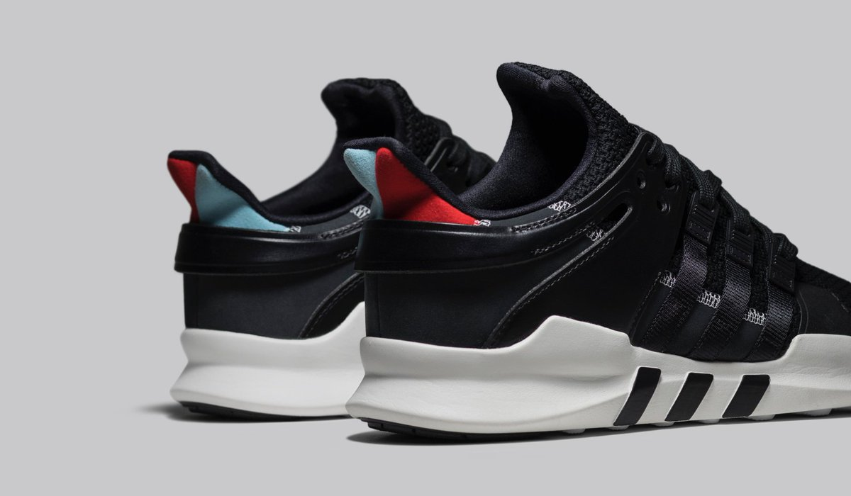 the latest 43b59 6716a The EQT Support ADV Wicker Park was limited to 350 pairs. Available on  the app…