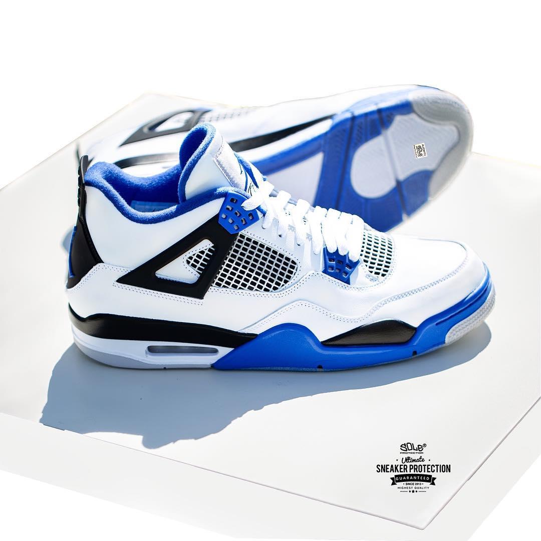 """Air Jordan [4] IV """"Motorsport"""" Equipped"""