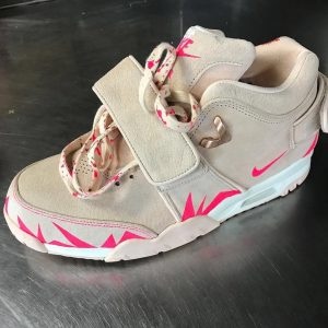 Jordan Bape 12's custom made by What