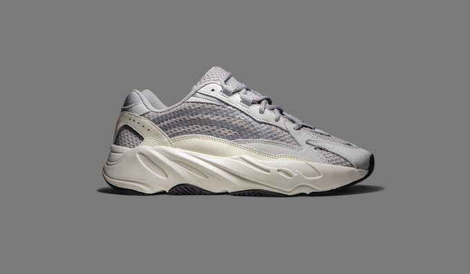 half off bba04 74a12 The Yeezy 700 V2 'Static' is an update to the original Wave ...