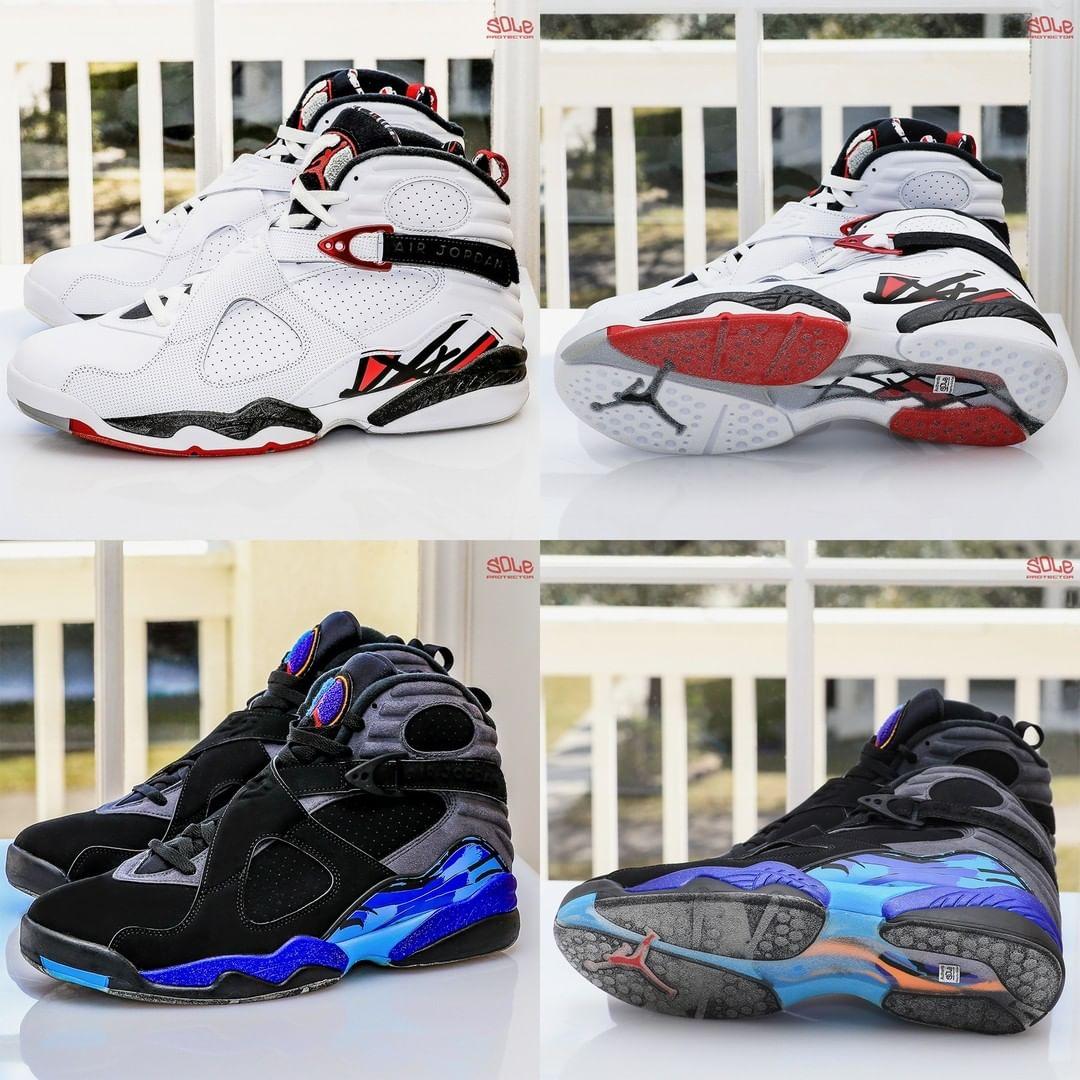 """outlet store 173ba 3fb86 Nike Air Jordan [8] VIII """"Alternate"""" Nike Air Jordan [8 ..."""